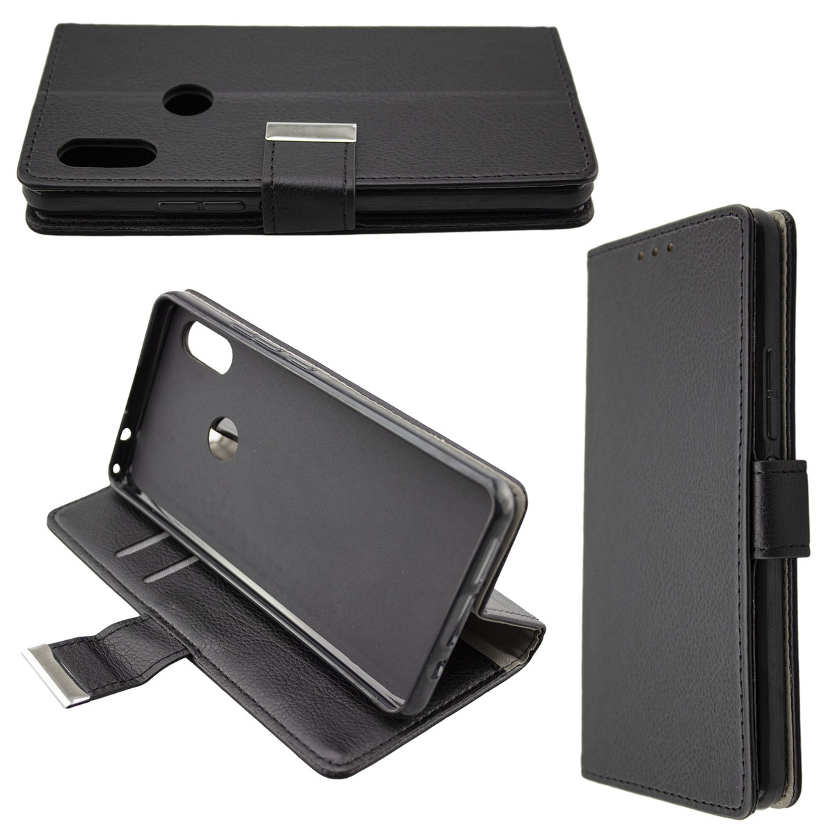 Details about caseroxx Bookstyle-Case for UMIDIGI S3 Pro in black made of  faux leather