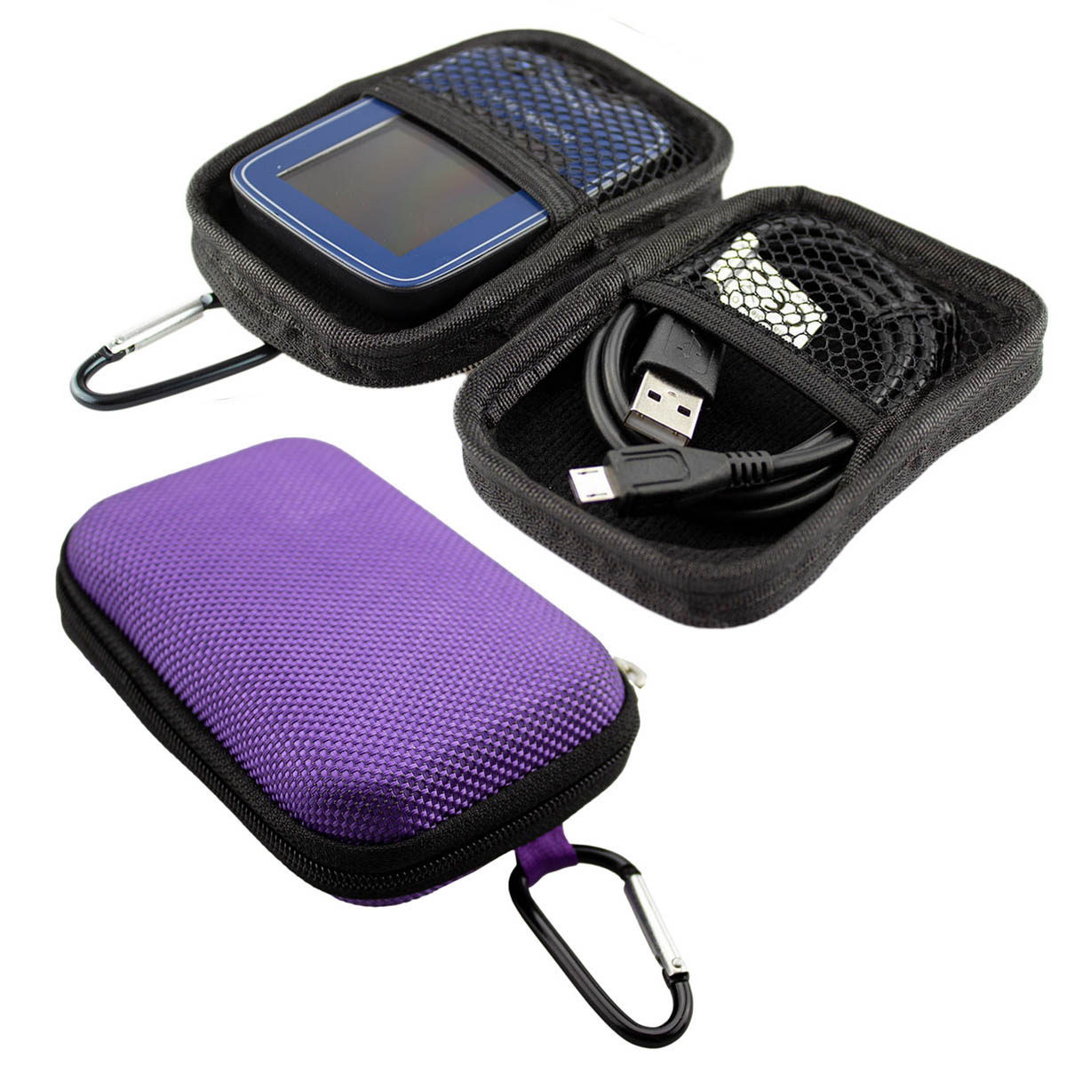 thumbnail 14 - caseroxx Blood glucose meter Hard Case suitable for Freestyle Libre 1 / 2 /  Ins